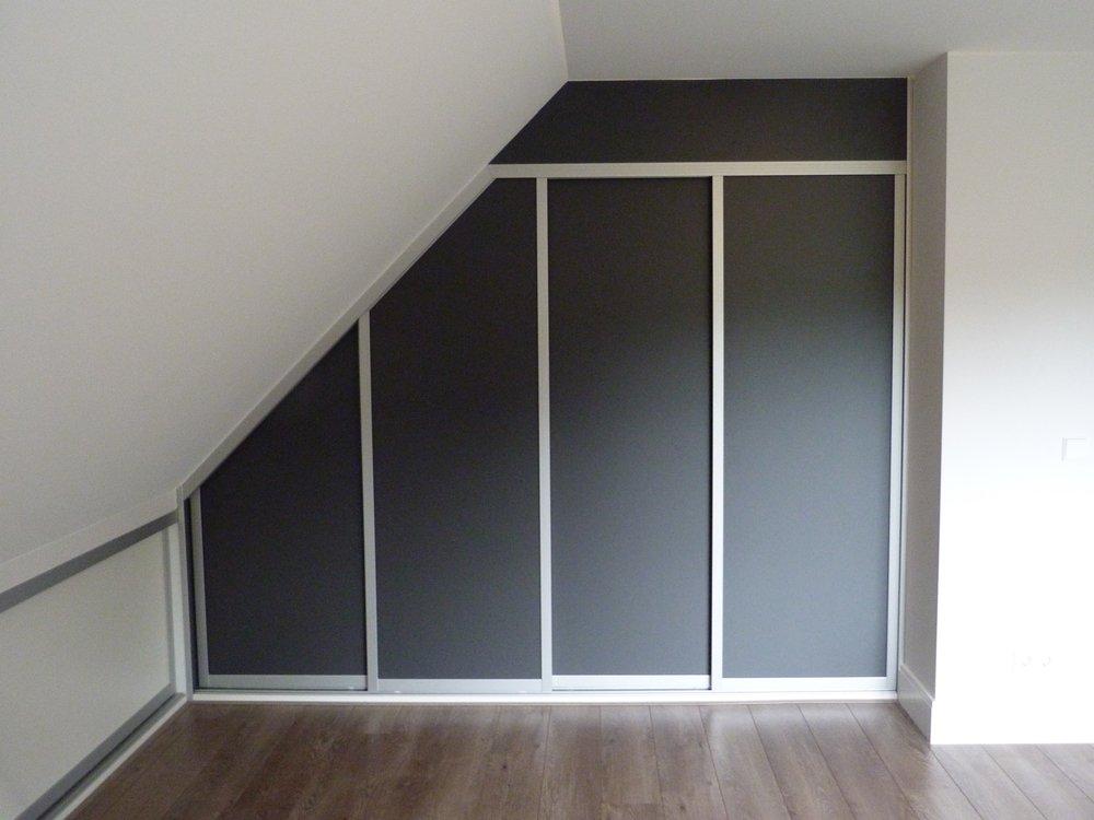 Oplossing Schuine Wanden Projecten Brink Interieurs