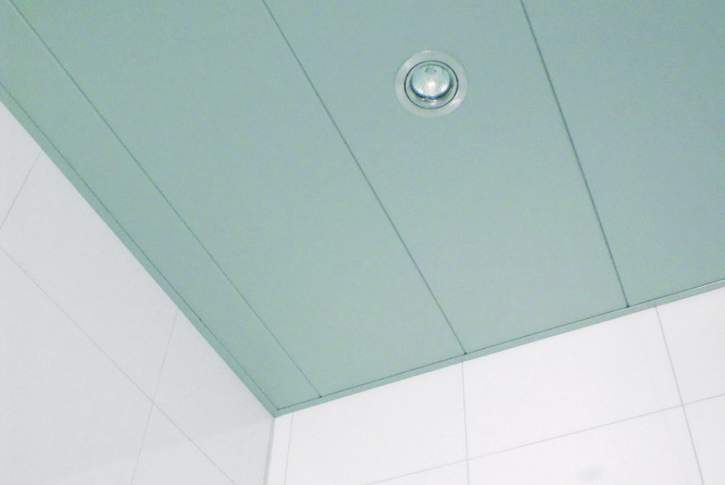 Hdm Wandpanelen Badkamer : Hdf plafond badkamer