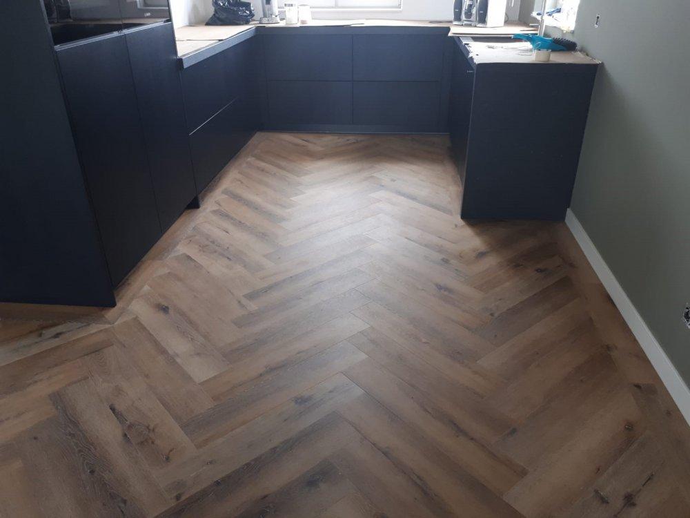 Visgraat Vloer Keuken : Pvc vloeren een vloer met tal van voordelen